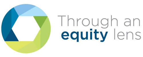 Through an Equity Lens logo